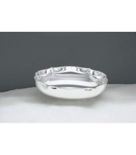Ciotola Ovale in Silver