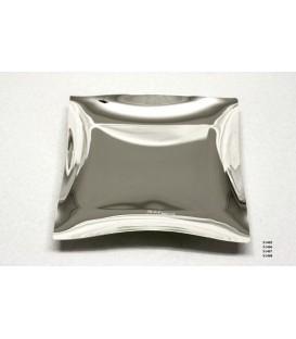 Piatto Quadrato in Silver