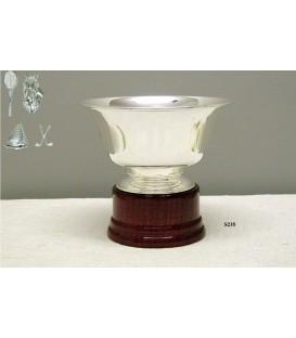 Coppa Paiolo in Silver