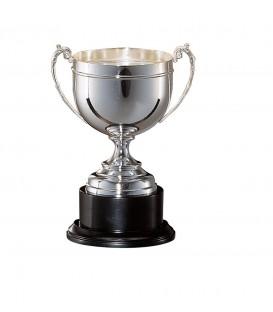 Coppa Sportiva 943 in Silver cm. 18