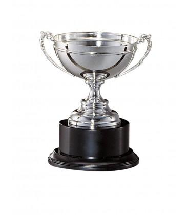 Coppa Sportiva in Silver tre misure