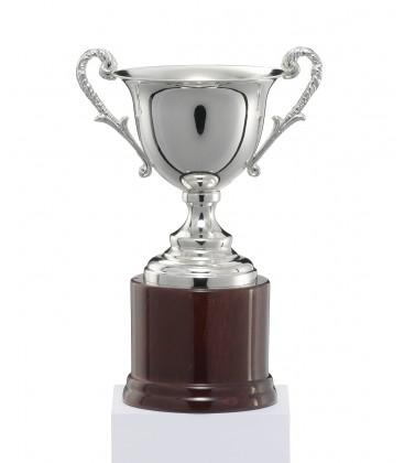 Coppa Sportiva in Silver due misure