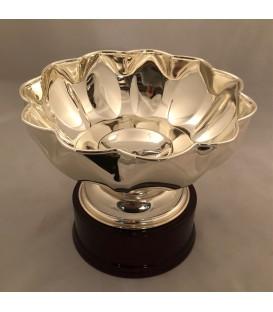 Coppa Alzata Margherita in Silver