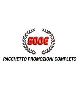 Premiazioni da €500+iva