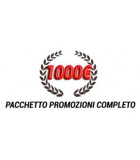 Premiazioni da €1000+Iva